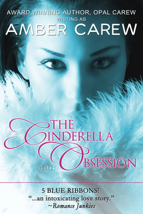 The Cinderella Obsession Cover Art