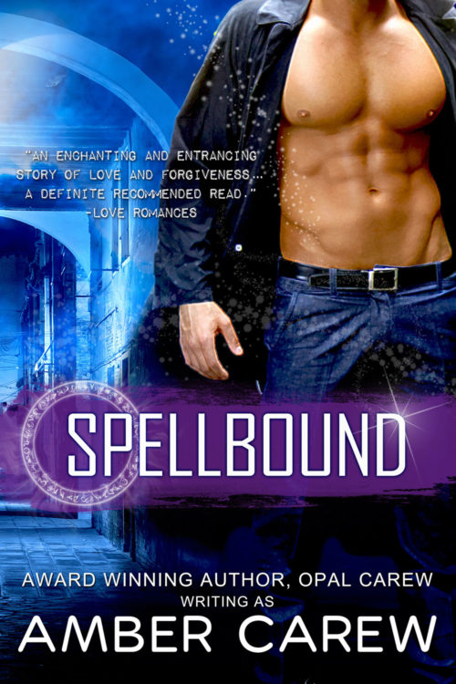Spellbound Cover Art