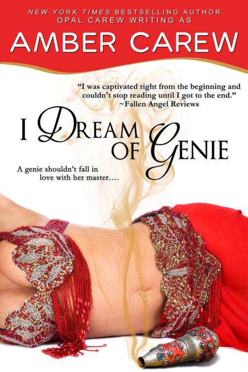 I Dream of Genie Cover Art