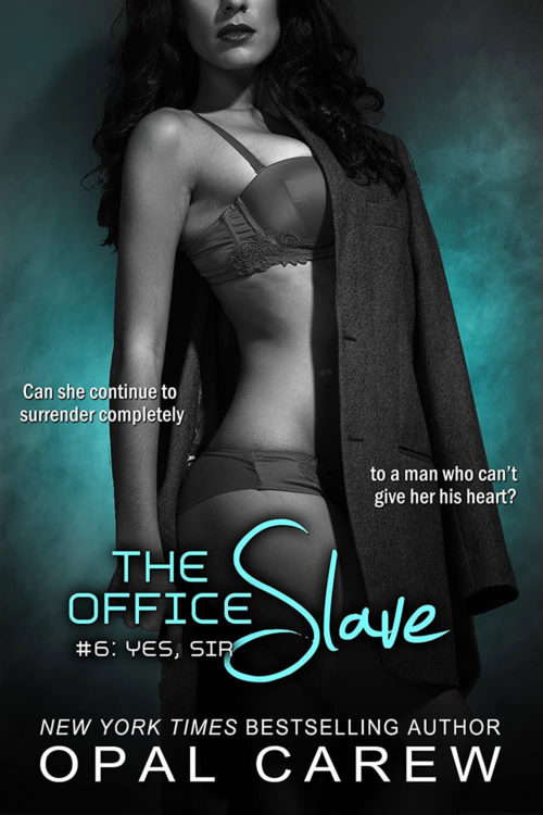 The Office Slave: Yes, Sir Cover Art