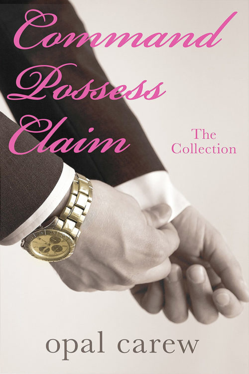Command, Possess, Claim – The Collection Cover Art