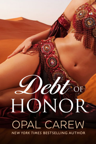 Debt of Honor Cover Art