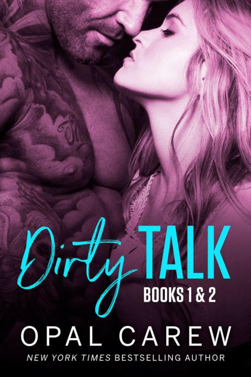 Dirty Talk – Books 1 & 2 Cover Art