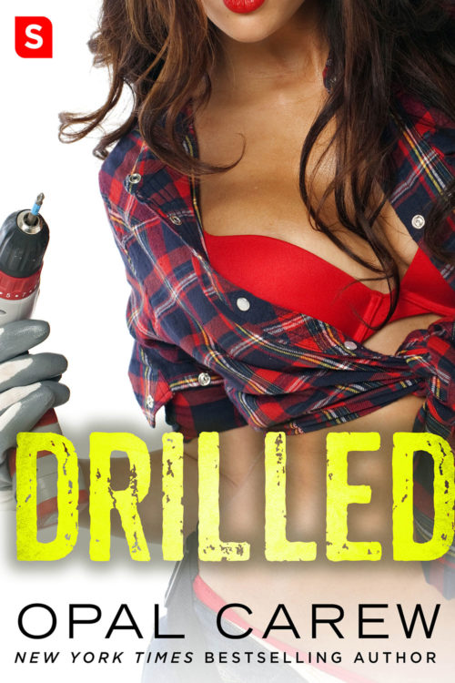 Drilled Cover Art
