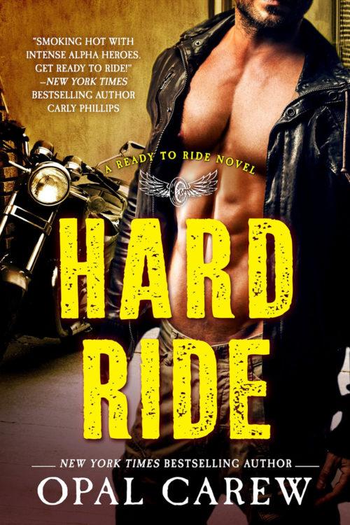 Hard Ride Cover Art