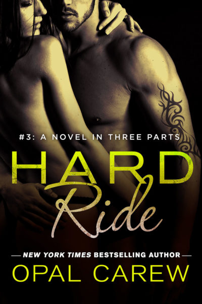 Hard Ride Part 3 Cover Art