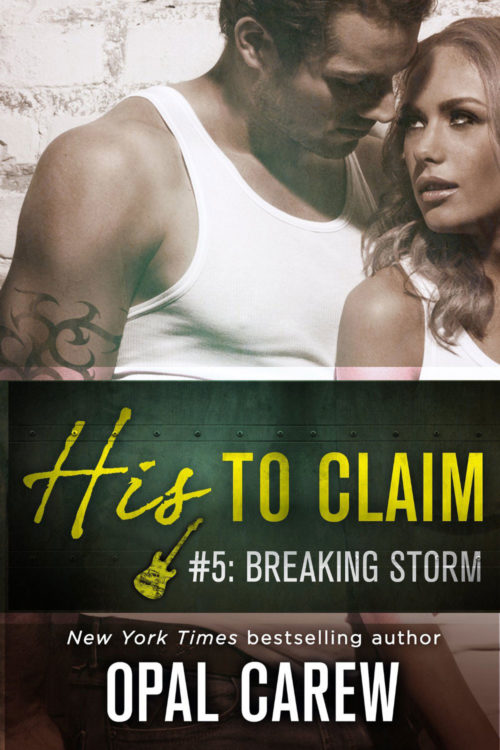 His To Claim: Breaking Storm Cover Art
