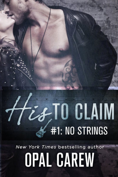 His To Claim: No Strings Cover Art