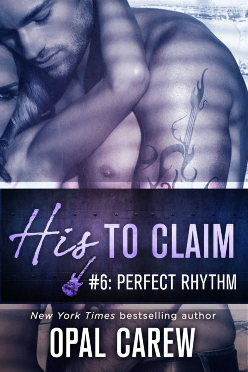 His To Claim: Perfect Rhythm Cover Art