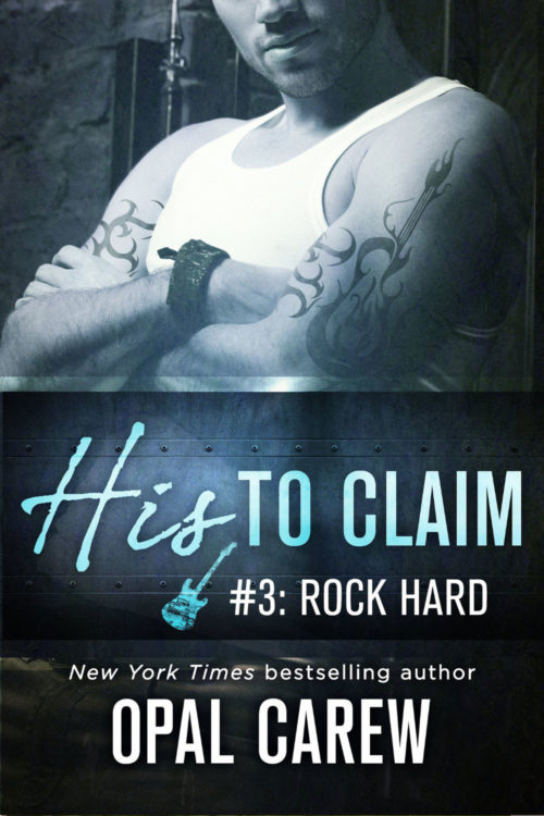 His To Claim: Rock Hard Cover Art