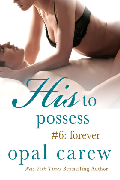 His To Possess: Forever Cover Art