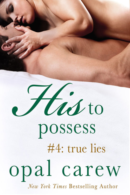 His To Possess: True Lies Cover Art