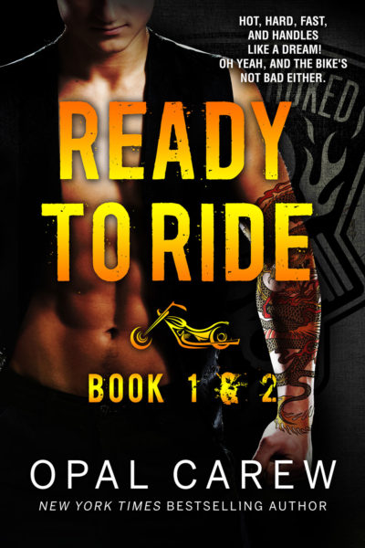 Ready to Ride: Books 1 & 2 Cover Art