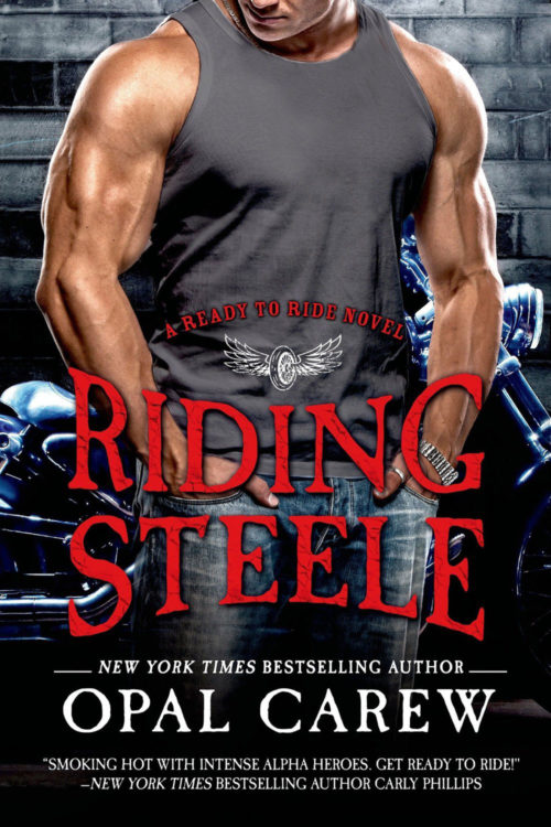 Riding Steele Cover Art