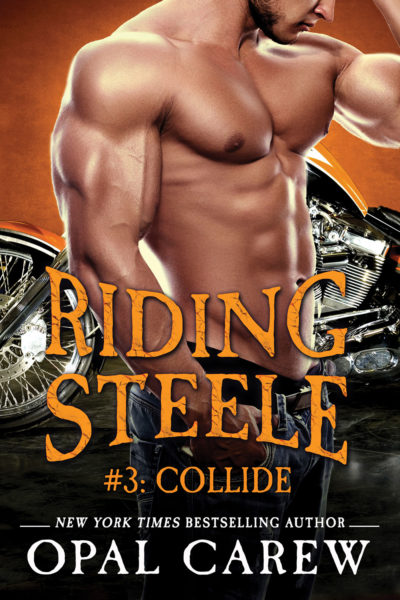 Riding Steele: Collide Cover Art
