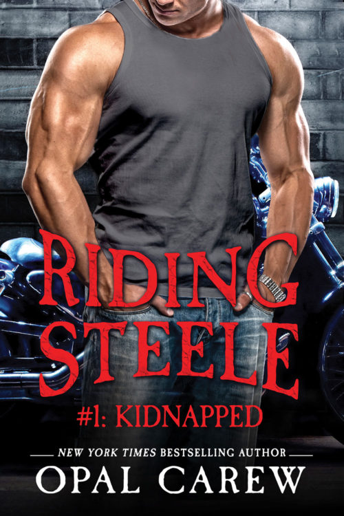 Riding Steele: Kidnapped Cover Art