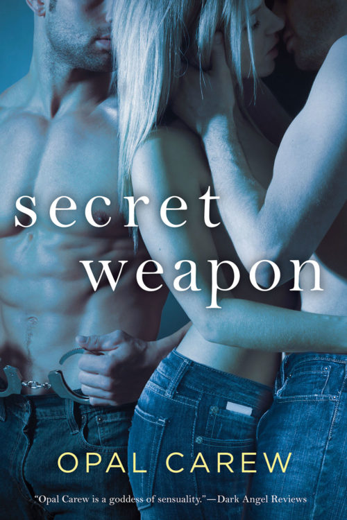 Secret Weapon Cover Art