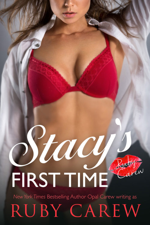 Stacy's First Time Cover Art