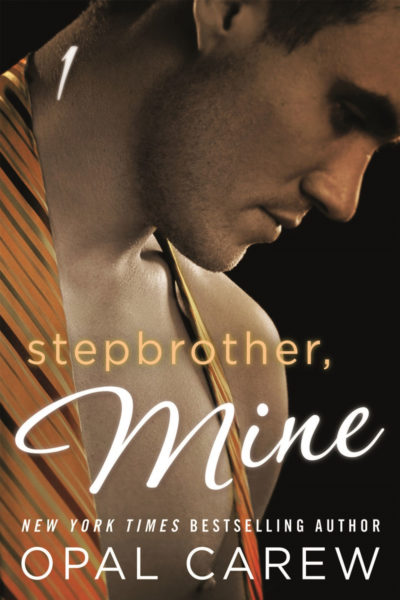 Stepbrother Mine: Part 1 Cover Art