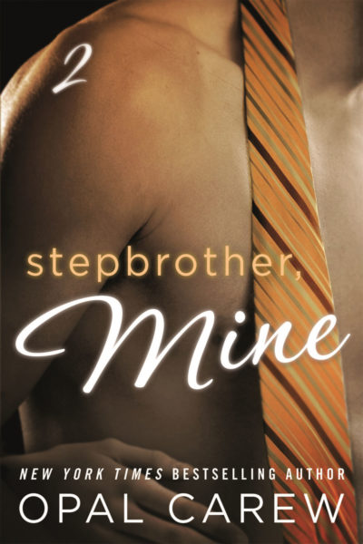 Stepbrother Mine: Part 2 Cover Art