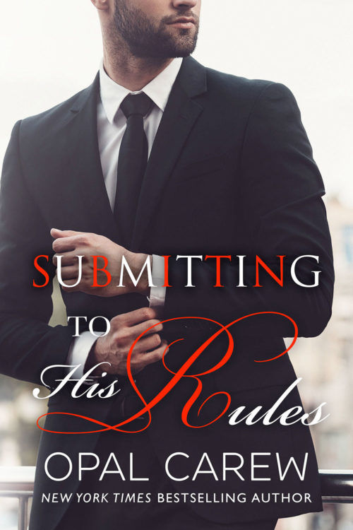Submitting to His Rules Cover Art