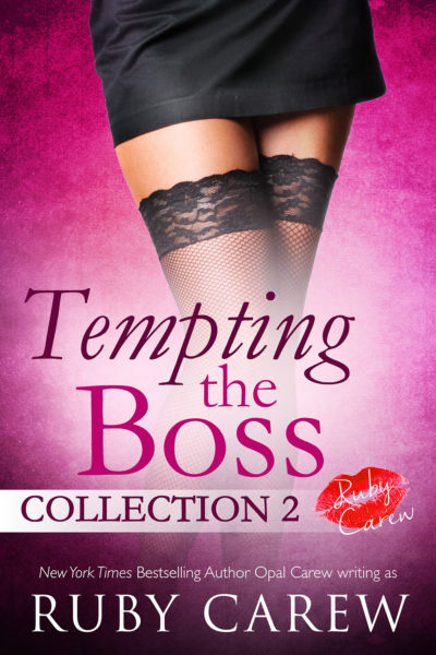 Tempting the Boss Collection 2 Cover Art