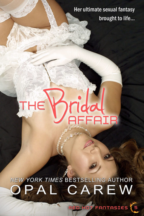 The Bridal Affair Cover Art
