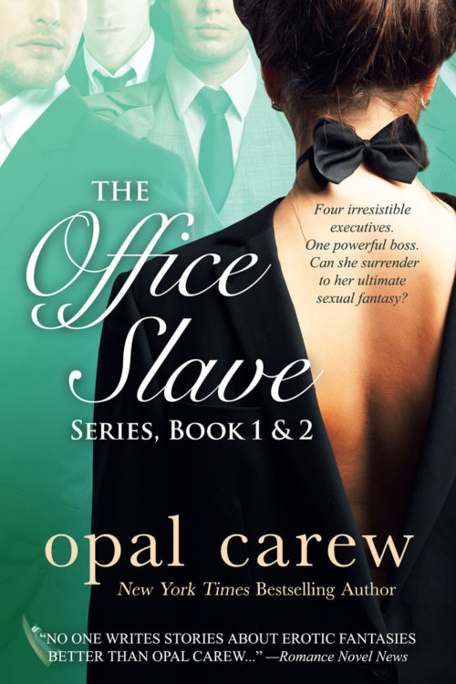 The Office Slave: Books 1 & 2 Cover Art