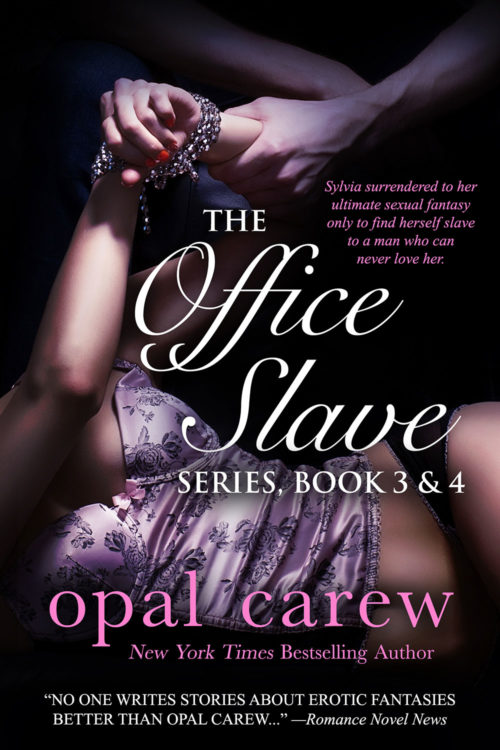The Office Slave Series: Books 3 & 4 Cover Art