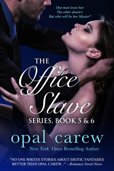 The Office Slave: Books 5 & 6 Cover Art