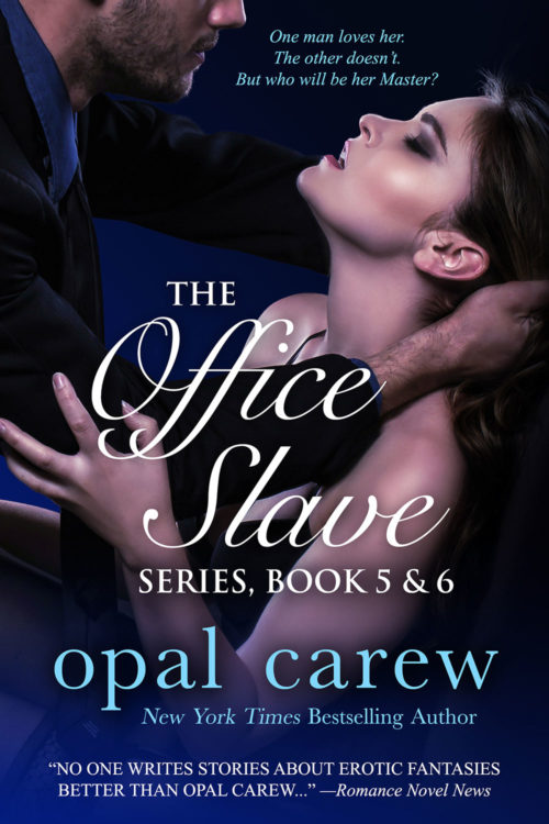 The Office Slave Series: Books 5 & 6 Cover Art
