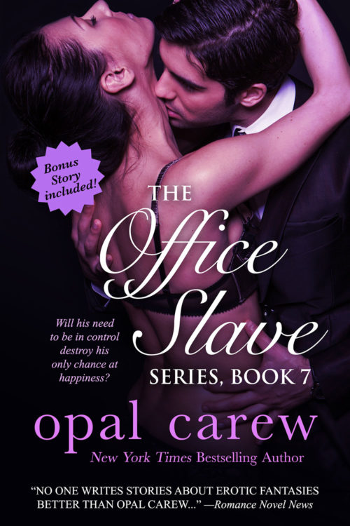 The Office Slave Series: Book 7 & Bonus Cover Art