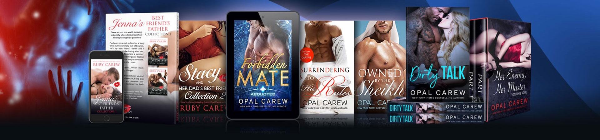 Books by Opal Carew