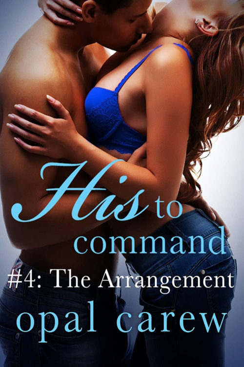 His to Command: The Arrangement Cover Art